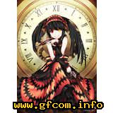date_a_live gun random_image tokisaki_kurumi // 4133x5846 // 1.6MB